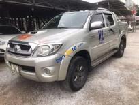 Bán Toyota Hilux sản xuất năm 2009, màu bạc, nhập khẩu nguyên chiếc