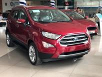 Bán Ford EcoSport Titanium sản xuất năm 2019, màu đỏ