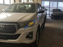 Cần bán xe Toyota Hilux 2.8G AT sản xuất năm 2019, màu trắng, nhập khẩu nguyên chiếc, giá 878tr