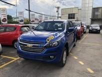Bán Chevrolet Colorado LT sản xuất năm 2018, màu xanh lam, nhập khẩu nguyên chiếc