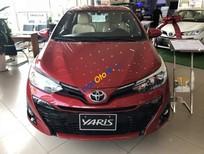 Bán Toyota Yaris Verso sản xuất năm 2019, màu đỏ, xe nhập