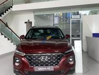 Bán Hyundai Santa Fe sản xuất 2019, màu đỏ