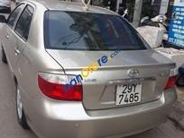 Cần bán gấp Toyota Vios sản xuất năm 2003, màu bạc