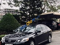 Cần bán gấp Lexus GS 300 năm 2006, màu đen, nhập khẩu xe gia đình, giá chỉ 625 triệu