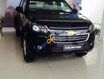 Cần bán xe Chevrolet Colorado LT sản xuất năm 2018, màu đen, nhập khẩu giá cạnh tranh