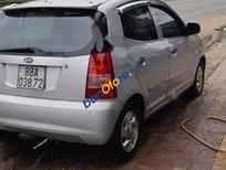 Bán ô tô Kia Morning LX 1.0 AT năm sản xuất 2007, màu bạc, xe nhập giá cạnh tranh