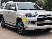 Cần bán xe Toyota 4 Runner Limited 4.0 sản xuất 2018, màu trắng, nhập khẩu nguyên chiếc