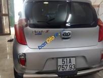 Bán xe Kia Picanto AT sản xuất năm 2013, màu bạc