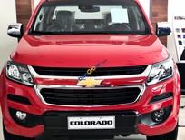 Bán xe Chevrolet Colorado High Country 4x4 VGT AT sản xuất năm 2018, màu đỏ, nhập khẩu