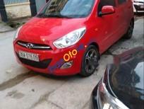 Cần bán gấp Hyundai Grand i10 năm 2012, màu đỏ, xe nhập, giá chỉ 240 triệu