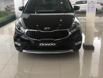 Bán Kia Rondo 2.4 năm sản xuất 2019, màu đen, giá 609tr