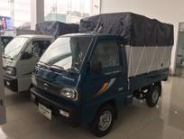Xe tải chính hãng Thaco Towner 800 thùng bạt, hỗ trợ trả góp