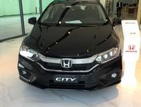 Bán xe Honda City L sản xuất 2019, màu đen