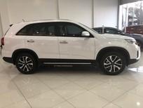 Cần bán Kia Sorento 7 chỗ 2019, màu trắng, giá tốt ưu đãi đặc biệt