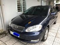 Cần bán lại xe Toyota Corolla altis 1.6G năm sản xuất 2004