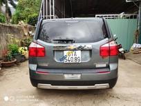 Bán Chevrolet Orlando LTZ năm sản xuất 2012, màu xám xe gia đình, 460tr