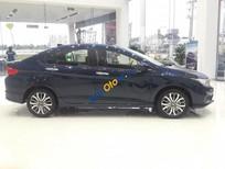 Cần bán Honda City CVT năm sản xuất 2019, màu xanh lam