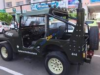 Cần bán lại xe Jeep Grand Cheroke sản xuất 1990, màu xanh lục, nhập khẩu