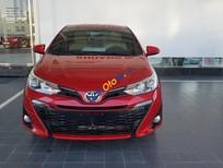 Cần bán xe Toyota Yaris 1.5G năm sản xuất 2019, màu đỏ, nhập khẩu nguyên chiếc