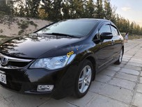 Cần bán Honda Civic 2.0 AT năm 2006, màu đen