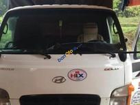 Bán Hyundai Mighty 2002, màu trắng, xe có máy móc êm, chạy ổn định