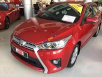 Bán Toyota Yaris G năm 2017, màu đỏ, nhập khẩu