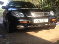 Bán xe Daewoo Leganza sản xuất năm 2001, màu đen, giá tốt
