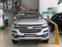 Chevrolet Colorado - trả trước 160tr giao xe ngay, tặng phụ kiện