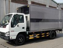 Xe tải Isuzu QKR77H 2018 1t9 thùng kín inox