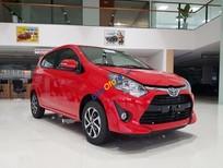 Bán ô tô Toyota Wigo MT năm 2019, màu đỏ, xe nhập