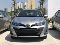 Cần bán Toyota Vios G sản xuất năm 2019, màu bạc, giá chỉ 586 triệu