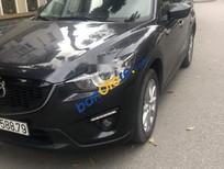 Cần bán lại xe Mazda CX 5 năm sản xuất 2014, màu đen