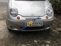 Cần bán Daewoo Matiz năm sản xuất 2004, màu bạc giá cạnh tranh