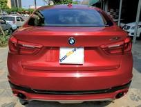 Cần bán lại xe BMW X6 sản xuất năm 2015, màu đỏ, nhập khẩu