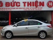 Cần bán Toyota Vios 1.5E CVT sản xuất 2016, màu bạc chính chủ