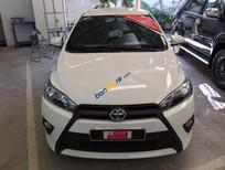Bán Toyota Wigo E năm sản xuất 2015, màu trắng, nhập khẩu nguyên chiếc