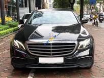Cần bán lại xe Mercedes E200 sản xuất năm 2019, màu đen