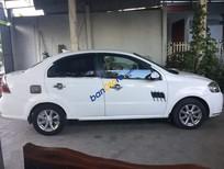 Cần bán Daewoo GentraX SX sản xuất 2007, màu trắng giá cạnh tranh
