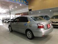 Bán xe cũ Toyota Vios 1.5MT đời 2010, màu bạc