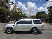 Cần bán xe Ford Everest AT Limited, 2013, màu bạc, 600 triệu