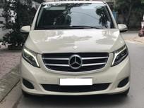 Bán xe Mercedes AT máy dầu 2016, màu trắng xà cừ, nhập khẩu