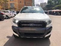 Xe Ford Ranger Wildtrack 3.2 2015, màu trắng, nhập khẩu chính hãng