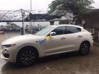 Bán Maserati Levante sản xuất 2016, màu trắng, nhập khẩu nguyên chiếc