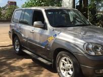 Cần bán Hyundai Terracan năm 2005, màu bạc, xe nhập, giá chỉ 205 triệu