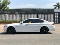 Bán BMW 5 Series 520i sản xuất năm 2014, màu trắng, nhập khẩu nguyên chiếc