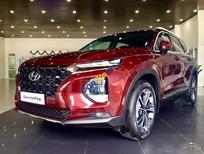Cần bán xe Hyundai Santa Fe 2.4AT năm sản xuất 2019, màu đỏ