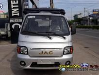Xe tải Jac 1T JAC 1 tấn thùng bạt - JAC 1 tấn công nghệ Hyundai -Bán trả góp hỗ trợ ngân hàng 85%