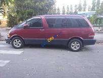 Bán Toyota Previa sản xuất 1990, màu đỏ chính chủ