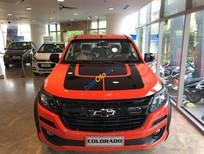 Cần bán xe Chevrolet Colorado LTZ sản xuất năm 2018, màu đỏ, nhập khẩu giá cạnh tranh
