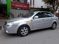 Cần bán gấp Daewoo Lacetti sản xuất năm 2008, màu bạc, nhập khẩu nguyên chiếc